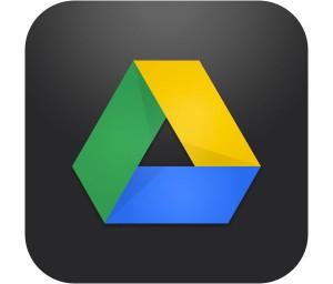 application-google Drive
