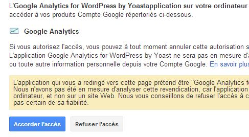Google analytics for wordpress2