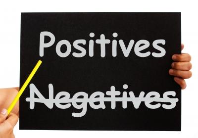 Restez toujours positif