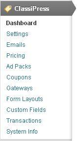 Classipress-petites-annonces-wordpress