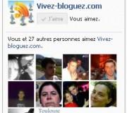 installer Likebox Facebook blog Wordpress