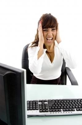 Ne vous énervez pas devant votre PC, ça ne sert à rien