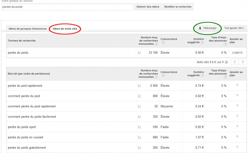 Google AdWords _ outil de planification des mots clés_2014-03-22_17-51-39