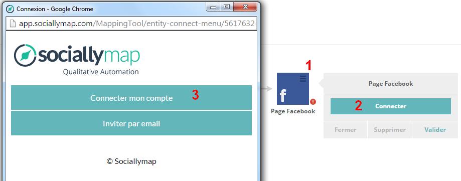 Sociallymap page Facebook